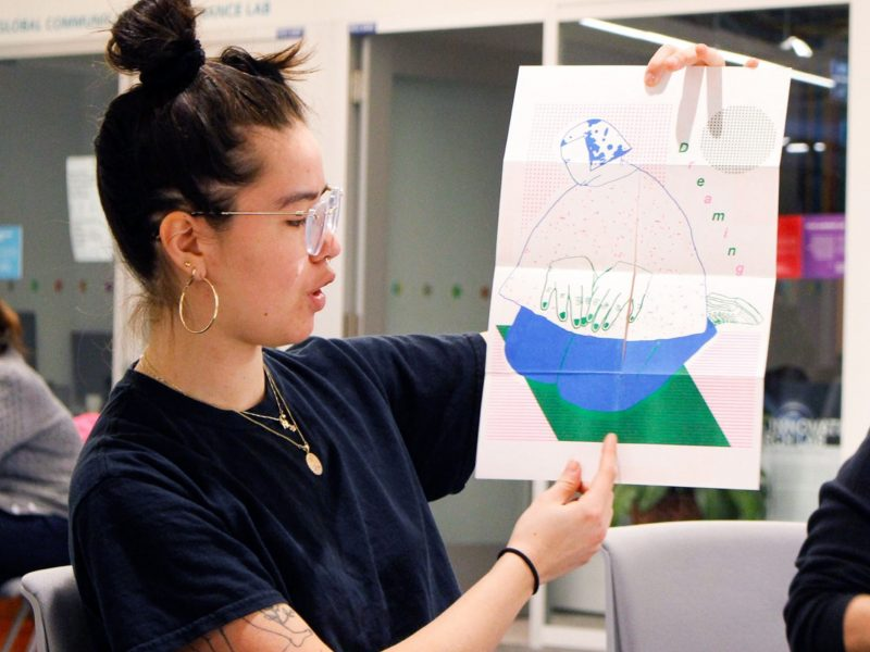 Catalyst Workshop #4: Zine-Making with Kendra Yee