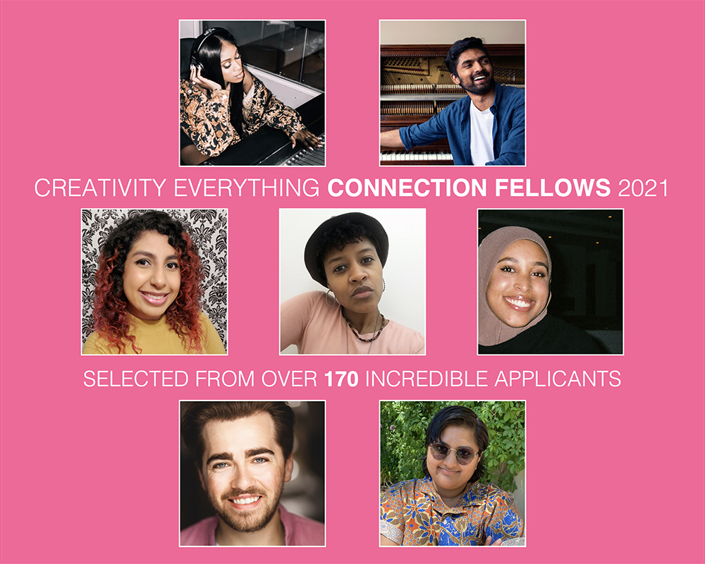 Seven amazing Connection Fellows announced
